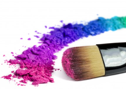 What is mineral make-up?