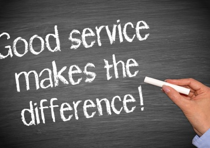 What does customer service mean to you?